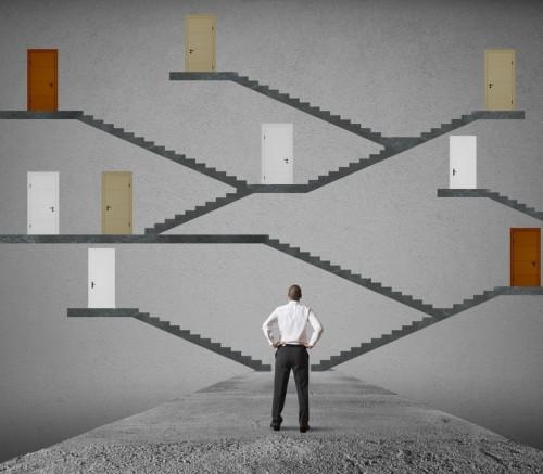 Um dein Leben zu verändern, bedarf es lediglich einer Entscheidung