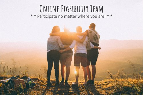 Online Possibility Team – in Deutsch