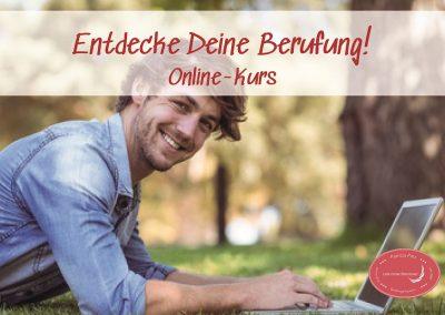 Entdecke deine Berufung – Selbstlern Online Kurs