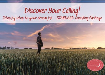 Discover Your Calling! – Standard Coaching Package