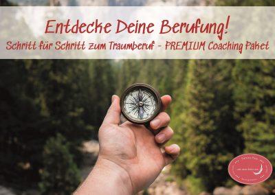 Entdecke deine Berufung! – Premium Coaching Paket