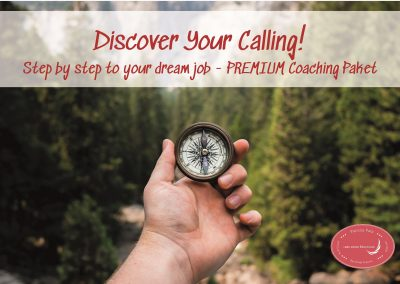 Discover Your Calling! – Premium Coaching Package