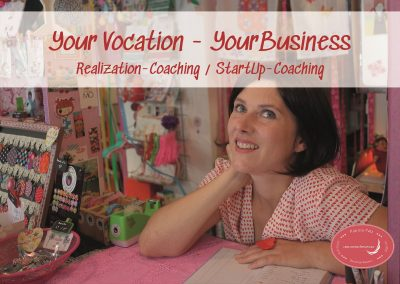 Your Vocation – Your Business! – Realisation Coaching