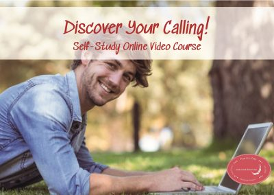 Discover Your Calling – Online Video Self-Study Course