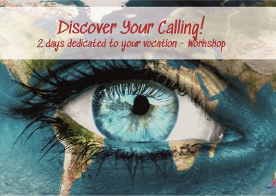 Workshop – Discover Your Calling