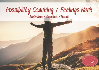 Possibility Coaching / Feelings work