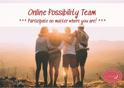 Online Possibility Team