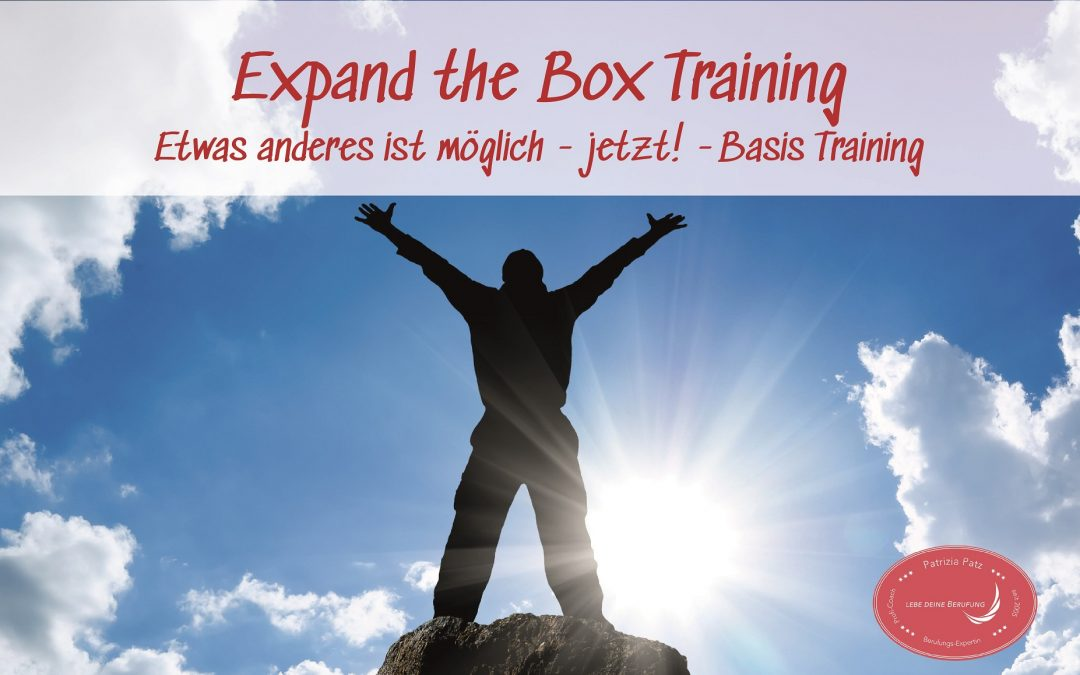 Expand the Box (Basis Training)