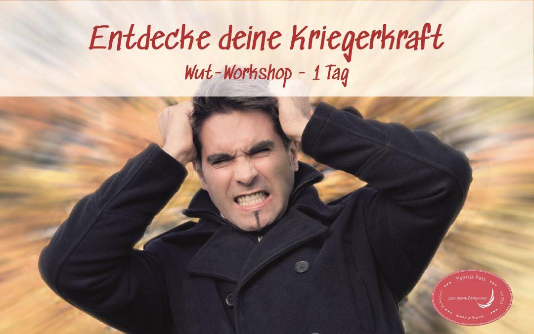 Wut Workshop – Entdecke deine Kriegerkraft