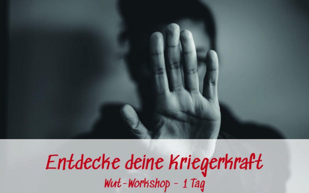 Wut Workshop – Entdecke deine Kriegerkraft 2