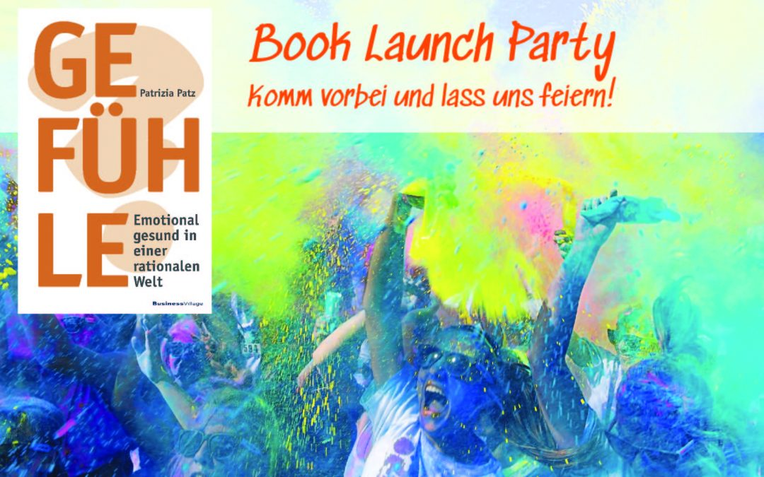 GEFUEHLE – Book Launch Party