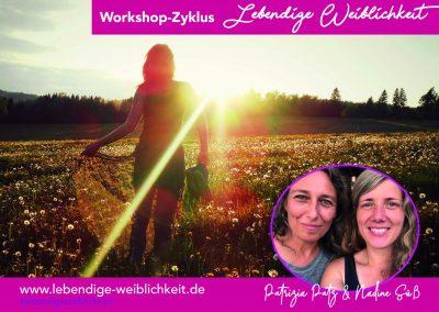 """Workshop-Zyklus """"Lebendige Weiblichkeit"""""""